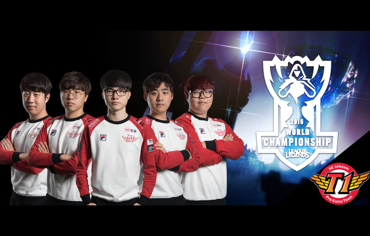World Championship  準決勝 Day1
