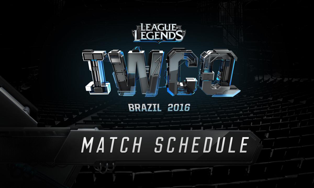 IWCQ Matchup