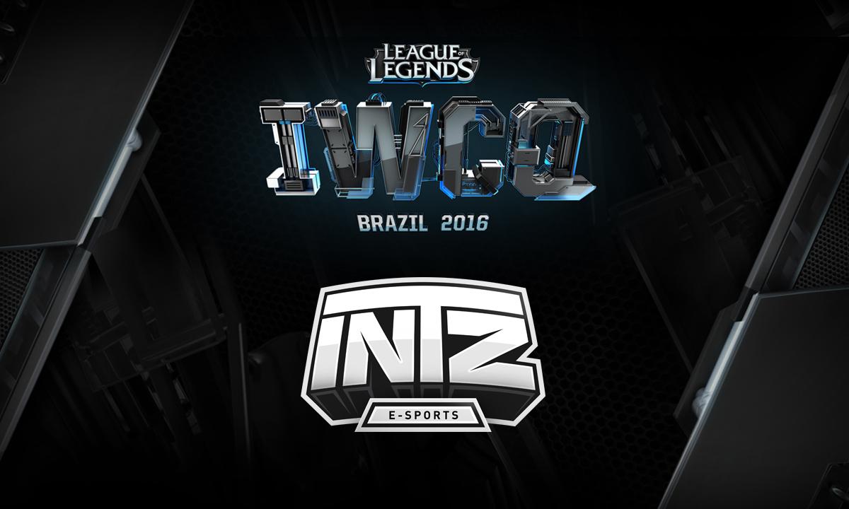 IWCQチーム:INTZ (CBLoL)