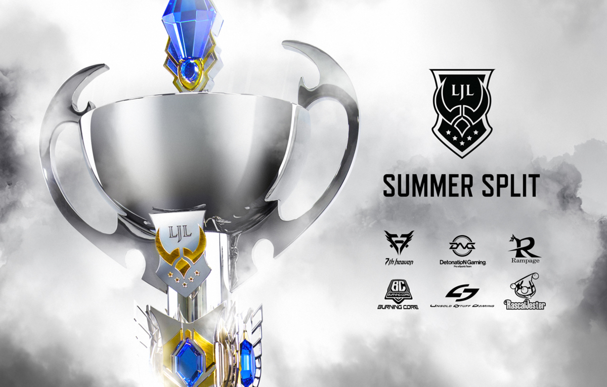 Summer Split 2017 開幕