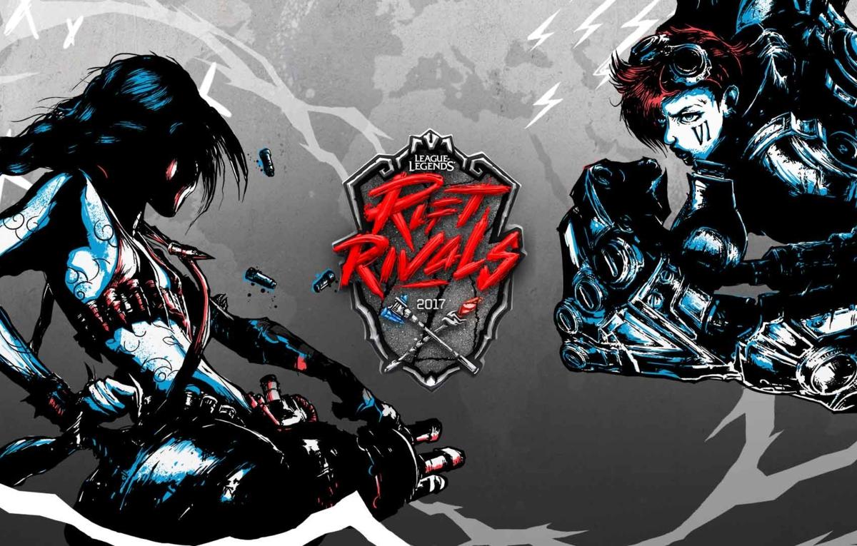 数字で見る2017 Rift Rivals