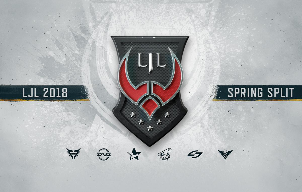 LJL 2018 Spring Split 会場入場方法変更のお知らせ