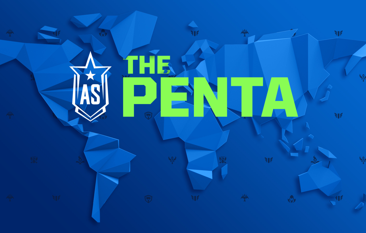 The Penta: All-Star 2017