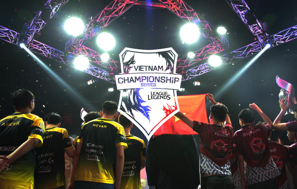 ベトナム、独立した競技地域に