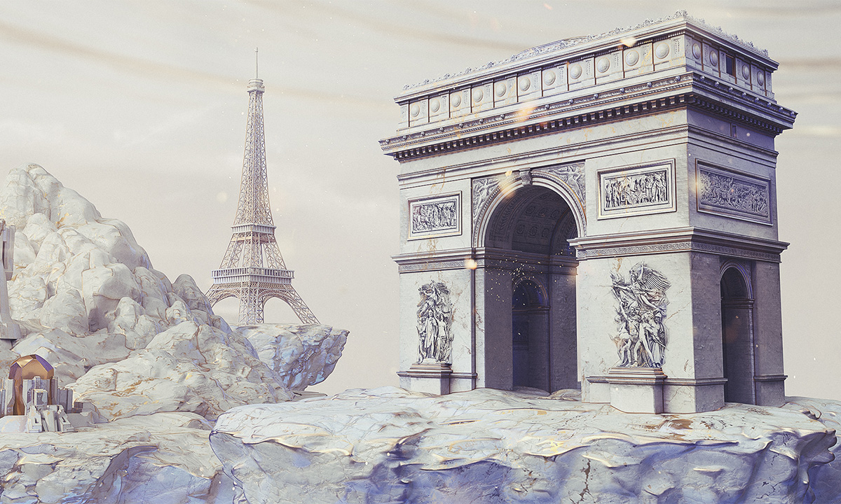 Worlds Finalに向けて、パリに「eSportsビレッジ」がオープン
