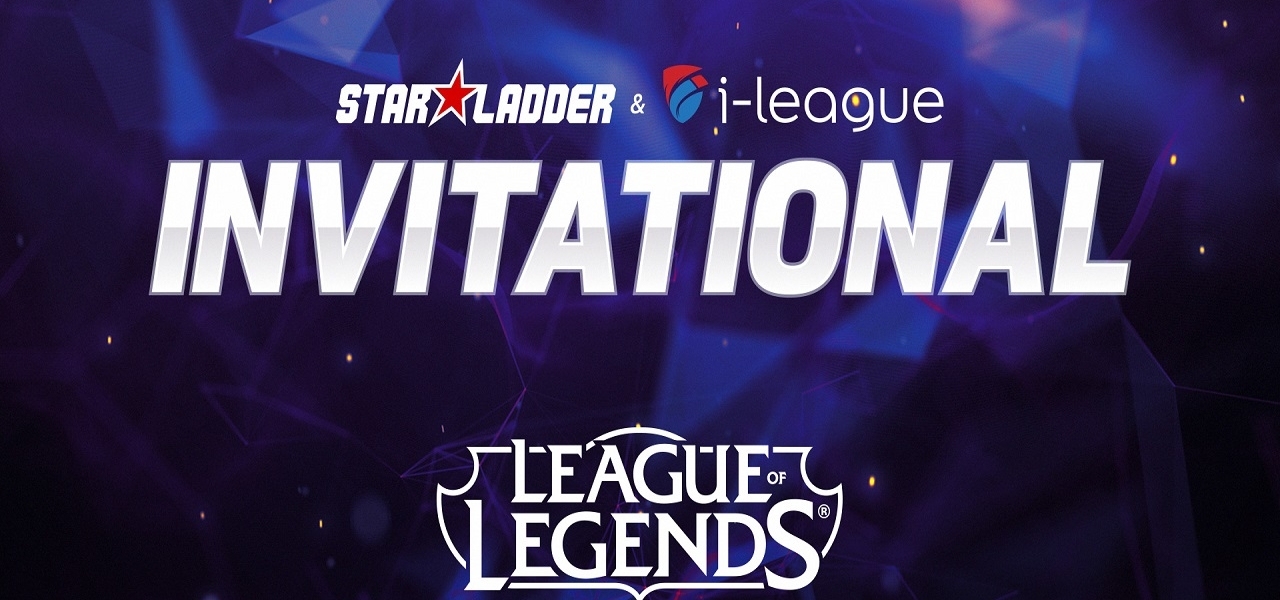StarLadder i-league INVITATIONAL Schedule