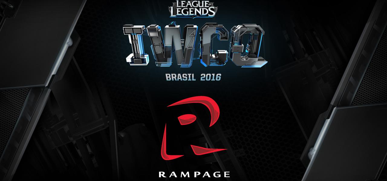 IWCQチーム:Rampage(LJL)