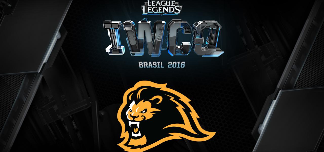 IWCQチーム:Lyon Gaming(LAN)