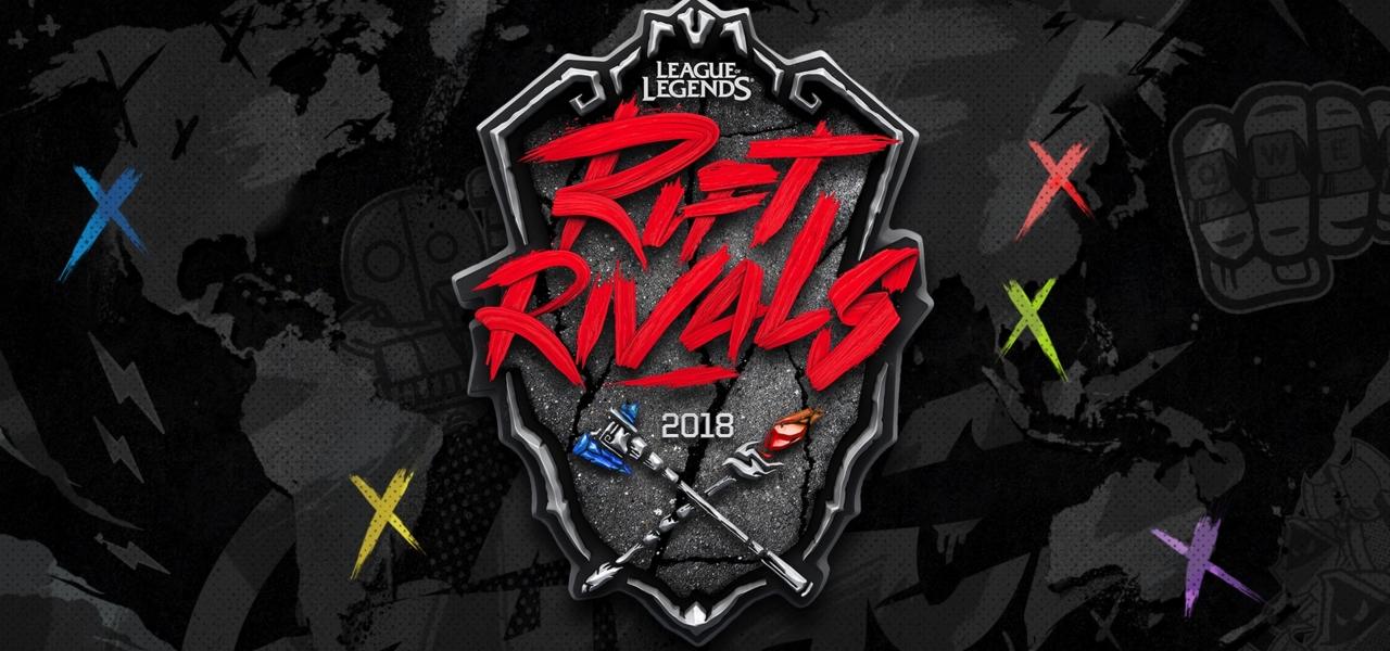 Rift Rivals 2018イベント概要