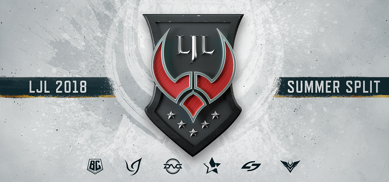 LJL 2018 Summer Promotion Series開催のお知らせ