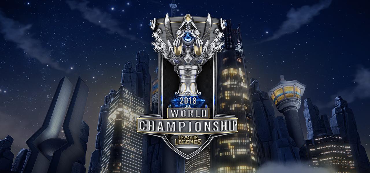 「2018 World Championship」がやってくる!