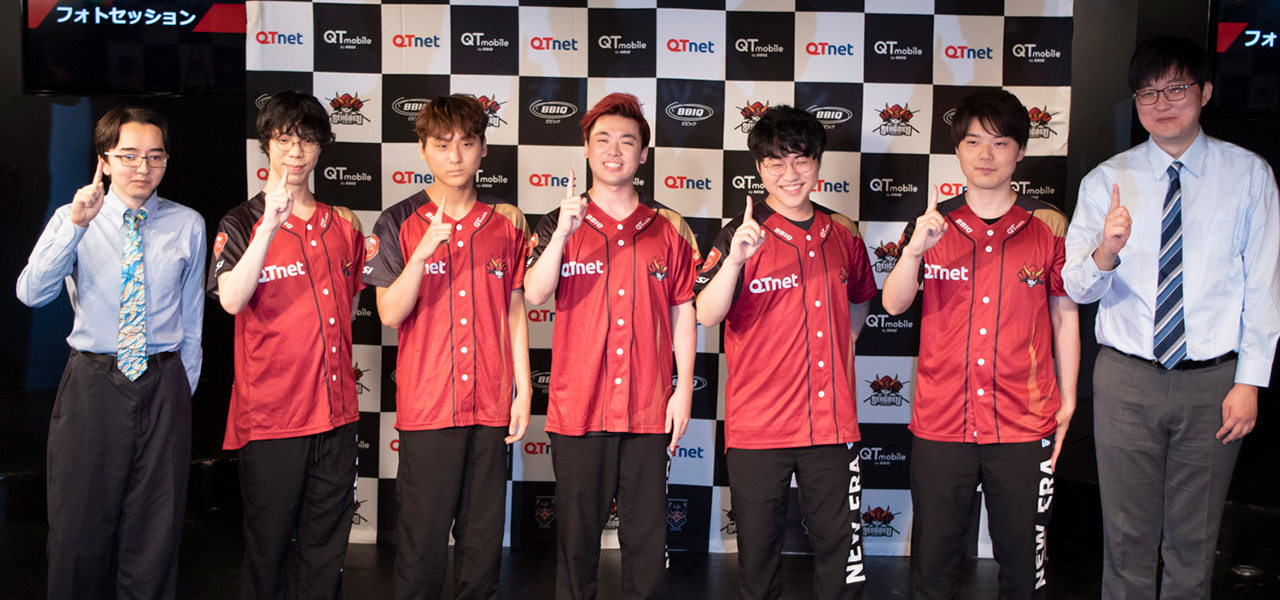 LJLに黒船来航! Sengoku Gaming、新韓国人選手を獲得!